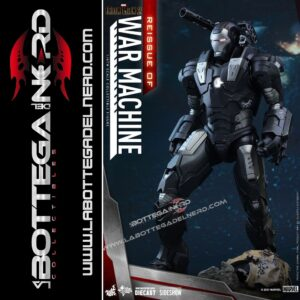 Iron Man 2 - Movie Masterpiece Action Figure 1/6 War Machine 32cm