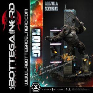 Godzilla vs Kong - Statue Kong Final Battle diorama 80cm