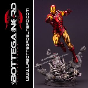 Marvel - Avengers Fine Art Statue 1/6 Iron Man 42cm