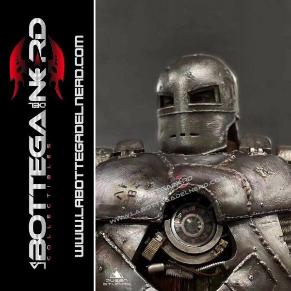 Marvel - Statua Queen Studios 1:2 Iron Man Mark 1 110cm