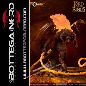 The Lord of the Rings - Action Figure Asmus Balrog 20cm