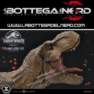 Jurassic World: Fallen Kingdom - Statue 1/38 Tyrannosaurus-Rex 23cm