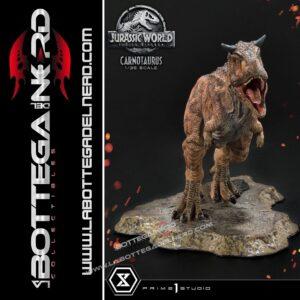 Jurassic World: Fallen Kingdom - PVC Statue 1/38 Carnotaurus 16cm
