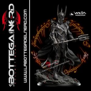 The Lord of the Rings - Statue 1/6 The Dark Lord Sauron 66cm