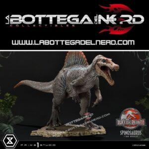 Jurassic Park 3 - Prime Collectibles Statue 1/38 Spinosaurus 54cm