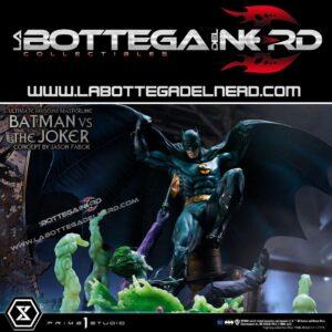 DC Comics - Statue 1/3 Batman vs. The Joker Standard Version 85cm