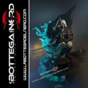 Assassin´s Creed - Statue 1/4 Animus Edward Kenway 73cm