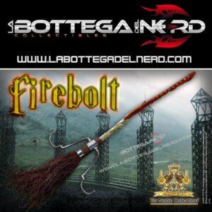 Harry Potter - Replica scopa volante 1/1 Firebolt Magic Broom