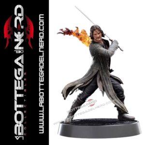 Il Signore degli Anelli - Figures of Fandom PVC Statue Aragorn 28cm