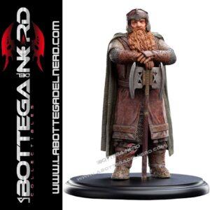Il Signore degli Anelli - Weta Collectibles Mini Statue Gimli 19cm