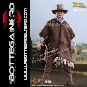 Back To The Future III - Action Figure 1/6 Marty McFly 28cm