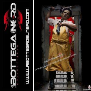 Non Aprite quella Porta - Statue 1/3 Leatherface: The Butcher 75cm