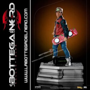 Back to the Future II - Art Scale Statue 1/10 Marty McFly 22cm